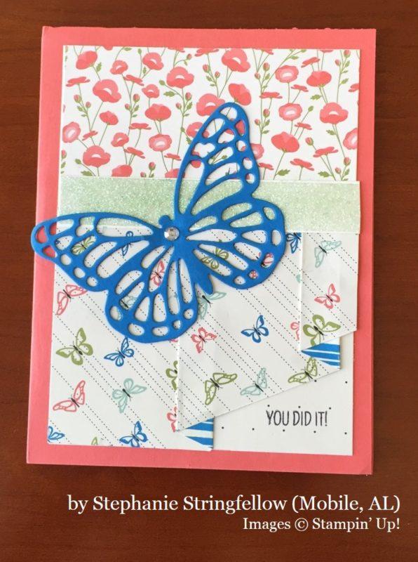 Stephanie Stringfellow, Mobile AL, Stampin' Up!, card swap