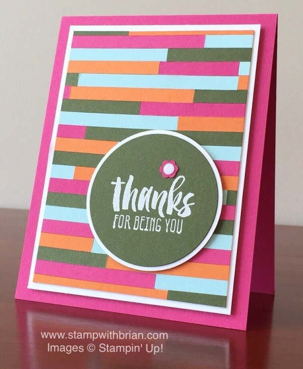 Suite Sayings, Stampin' Up!, Brian King, PP290