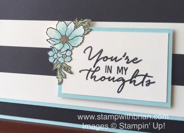 Watercolor Wishes, Timeless Love, Stampin' Up!, Brian King, GDP032
