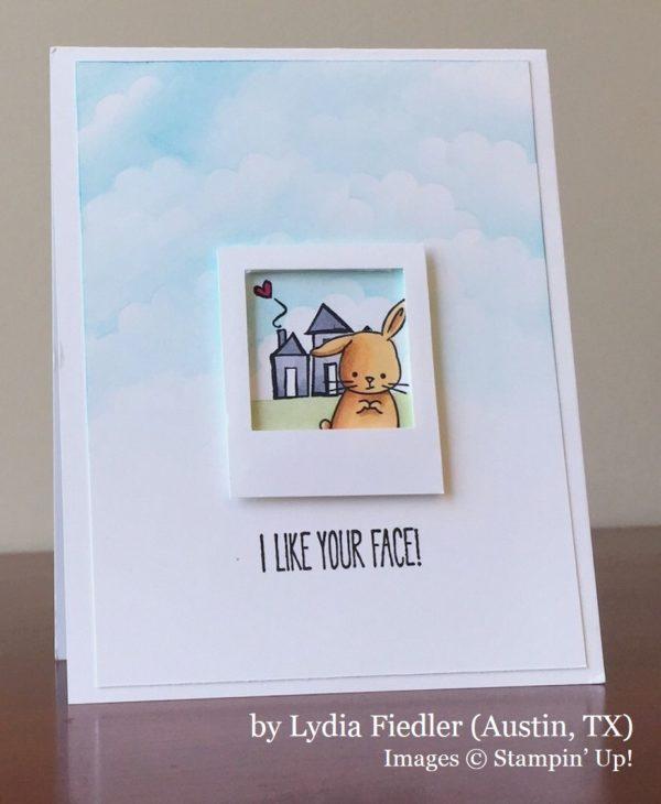 Lydia Fiedler, Austin TX, Stampin' Up!