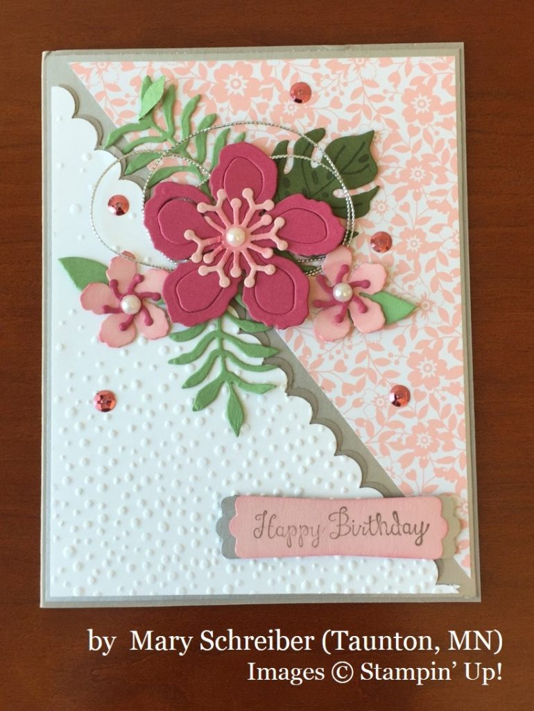 Birthday cards on pinterest mary fish stampin up and for Mary fish stampin up