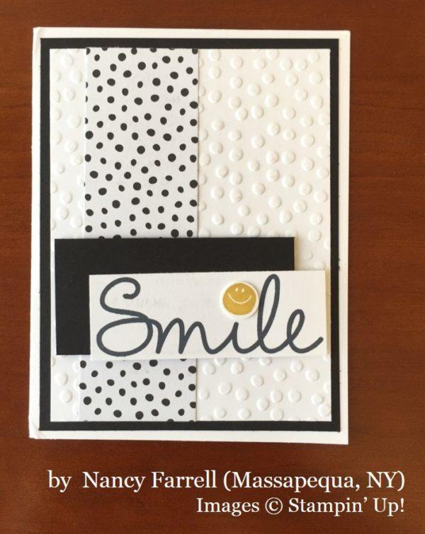 Nancy Farrell, Massapequa NY, Stampin' Up!, card swap