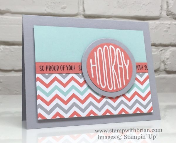 Confetti Celebration, Marquee Messages, Stampin' Up!, Brian King