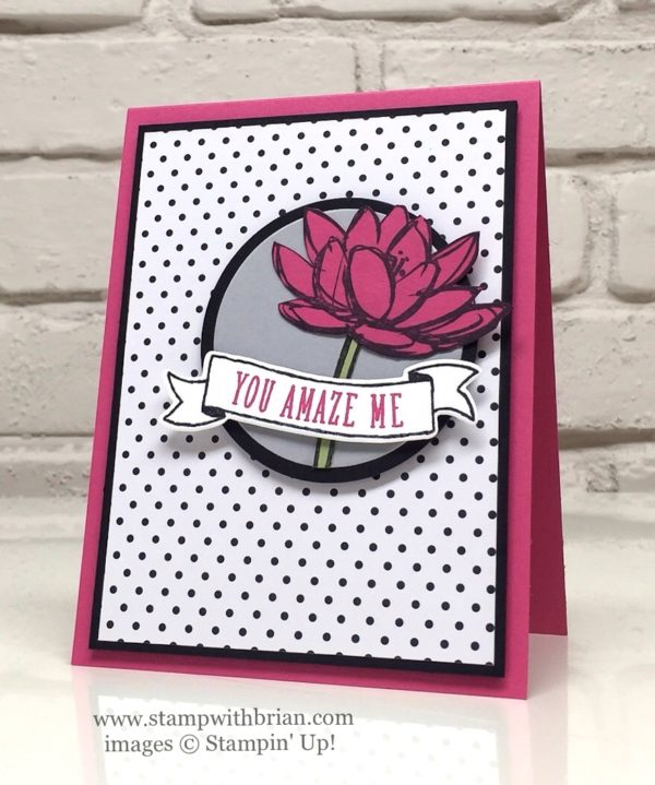 Remarkable You, Banners for You, Stampin' Up!, Brian King, GDP042