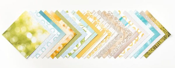 Serene Scenery Stack, Stampin' Up!