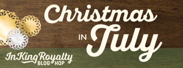 Christmas in July Blog Hop