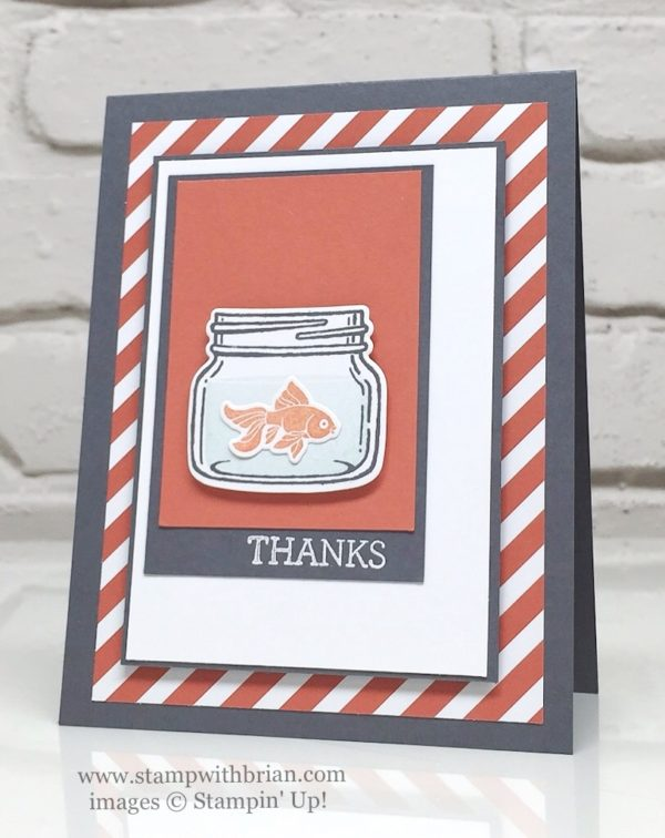 Jar of Love, Crazy About You, Stampin' Up!, Brian King, FabFri91