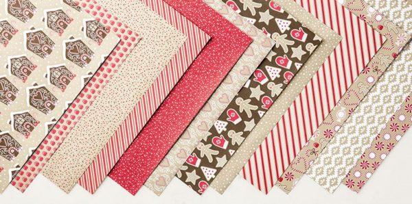 Candy Cane Lane Designer Series Paper, Stampin' Up!