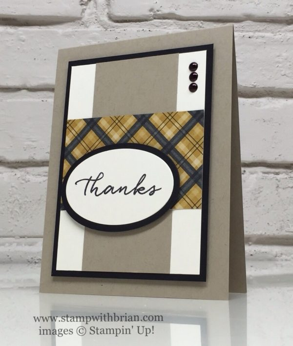 Watercolor Wishes, Warmth & Cheer Designer Series Paper, Stampin' Up!, Brian King, PPA314