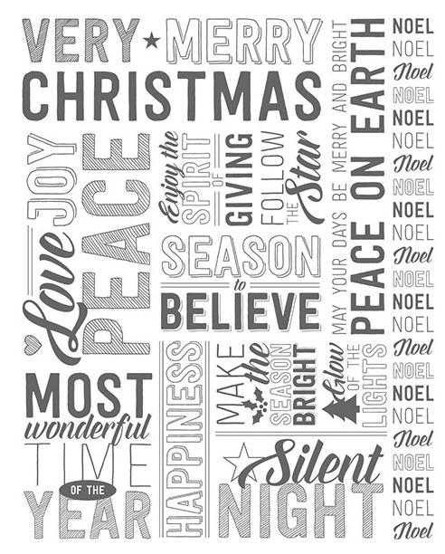 Merry Medley, Stampin' Up!