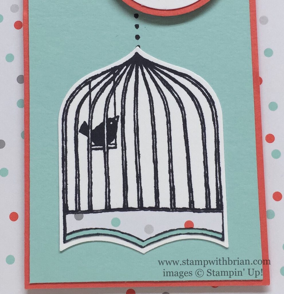 Badges & Banners, Better than Email, Stampin' Up!, Brian King