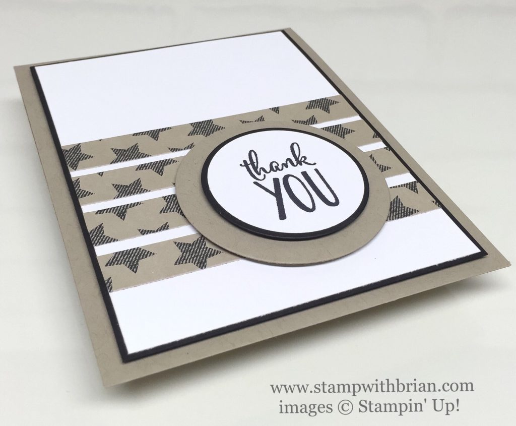 Happy Happenings, Stampin' Up!, Brian King