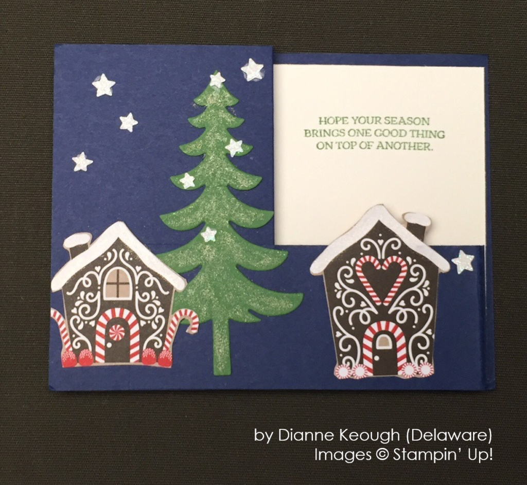 by Dianne Keough, Stampin' Up!