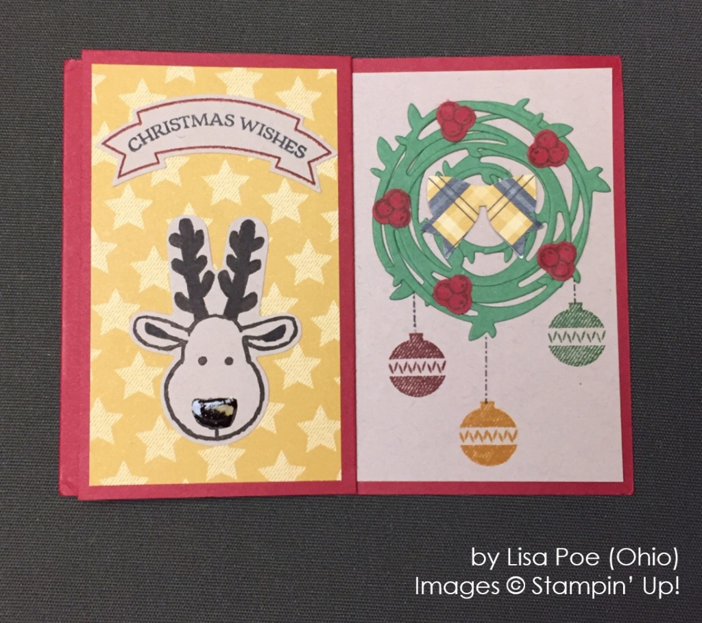 by Lisa Poe, Stampin' Up!