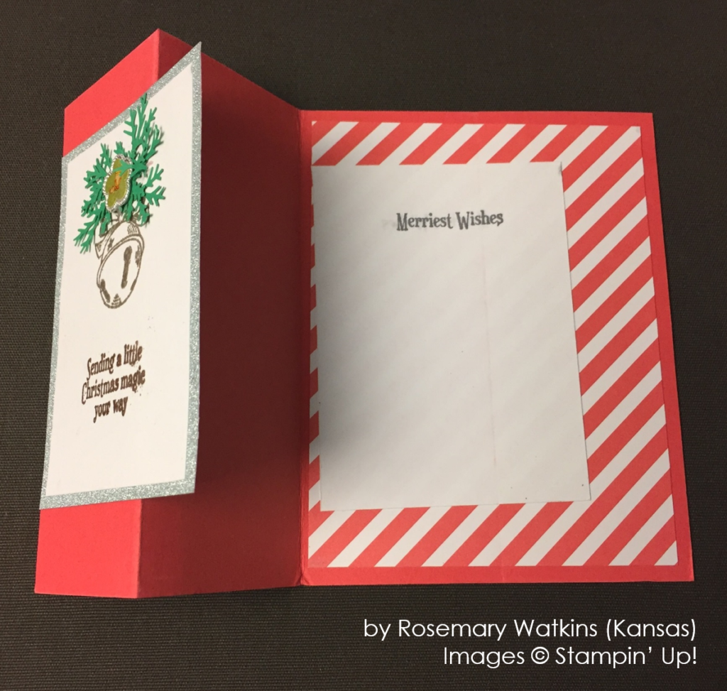 by Rosemary Watkins, Stampin' Up!