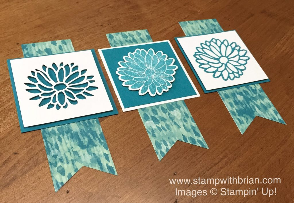 Stylish Stems Framelits Dies, Stampin' Up!, Brian King