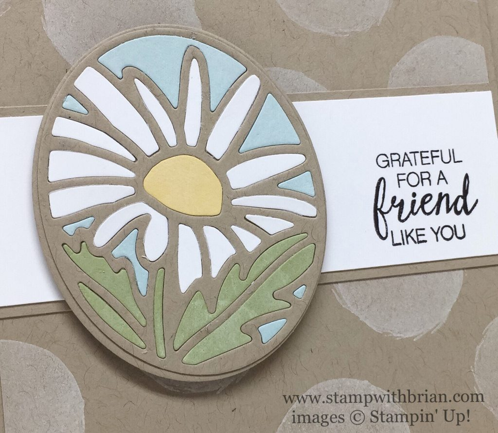 Timeless Tags Thinlits, Bunch of Blossoms, Stampin' Up!, Brian King GDP072