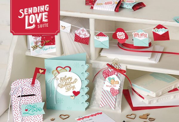 Sending Love Suite, Stampin' Up!