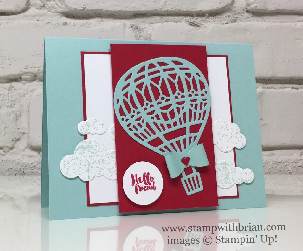 Stampin Up Work Of Art Card Ideas