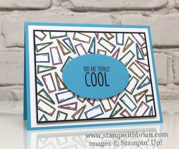 Tasty Trucks, Cool Treats, Grateful Bunch, Stampin' Up!, Brian King