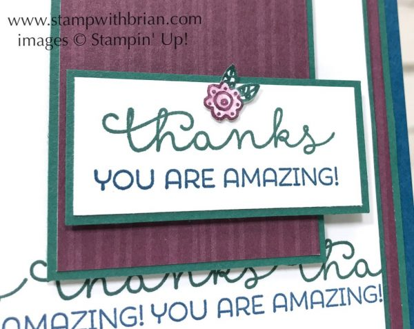 Cottage Greetings, Stampin' Up!, Brian King, GDP086
