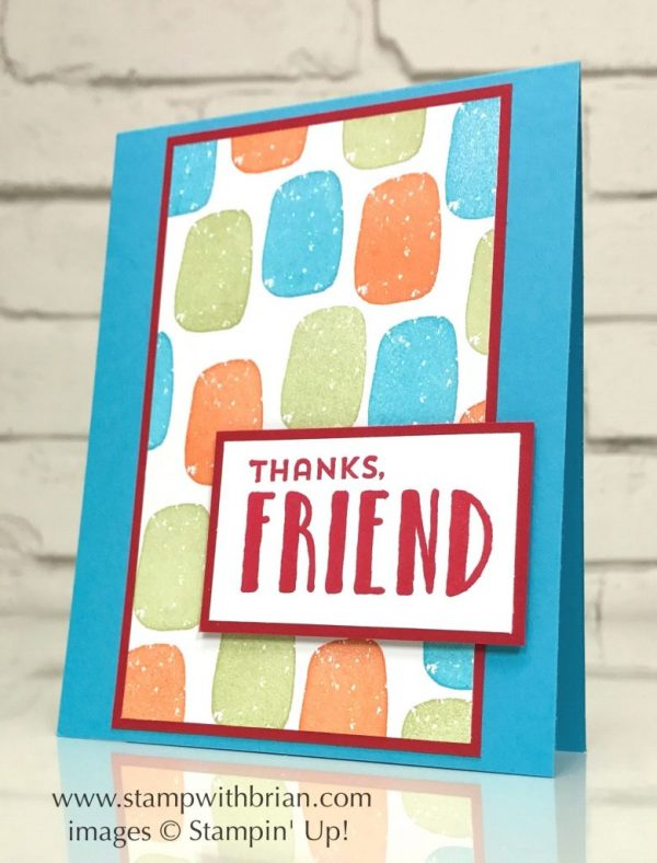 Lovely Inside & Out, Stampin' Up!, Brian King, PP344