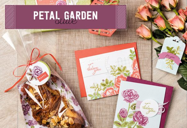 Petal Garden Suite, Stampin' Up!