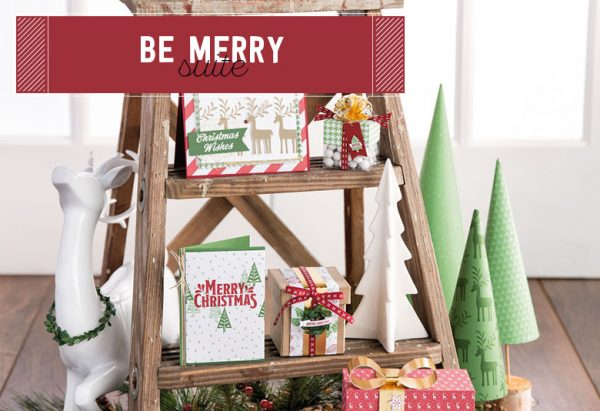 Be Merry Suite, Stampin' Up!