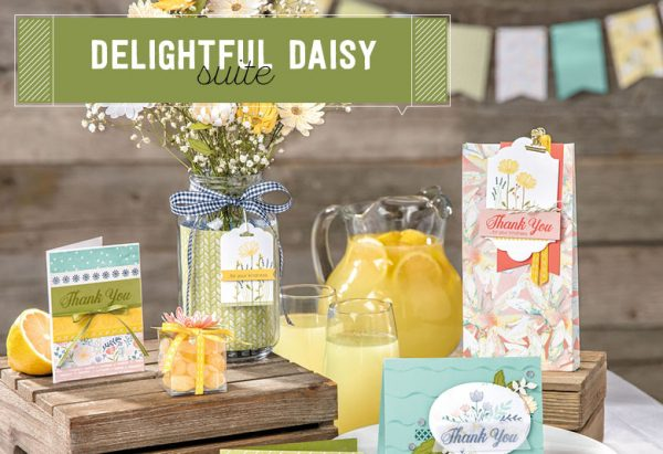 Delightful Daisy Suite, Stampin' Up!