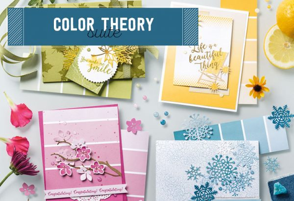 Color Theory Suite, Stampin' Up!