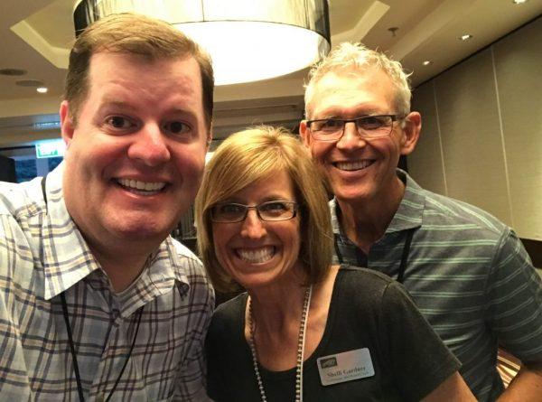 Brian King, Shelli Gardner, Sterling Gardner