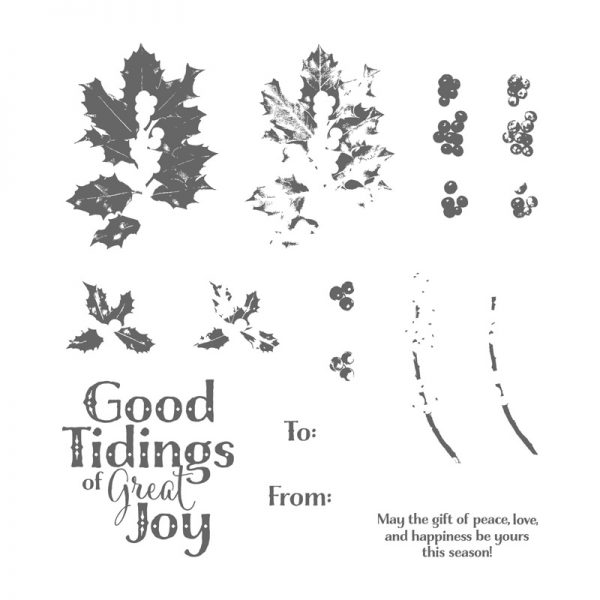 Good Tidings, Stampin' Up!, 144870