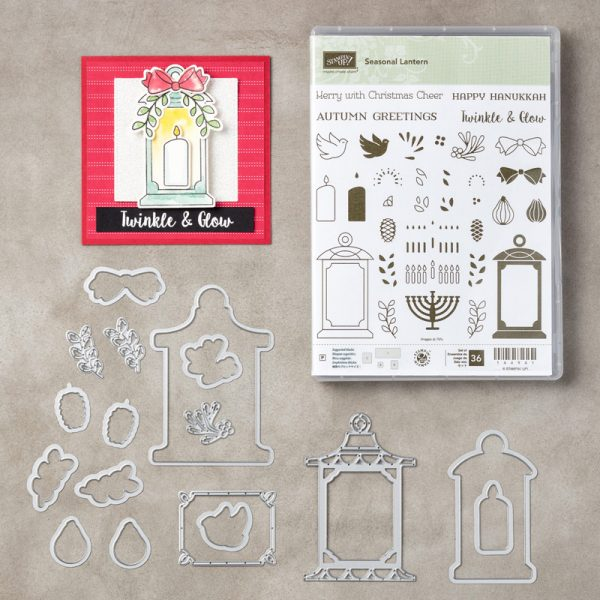Seasonal Lantern Bundle, Stampin' Up!