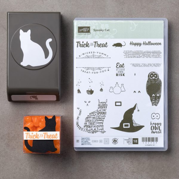 Spooky Cat Bundle, Stampin' Up!