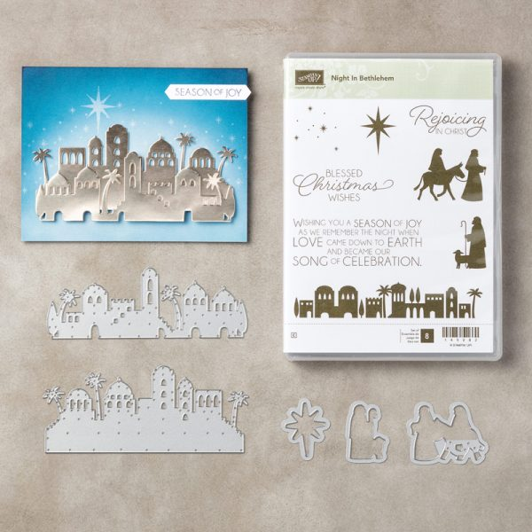 Night in Bethlehem, Stampin' Up! 146044