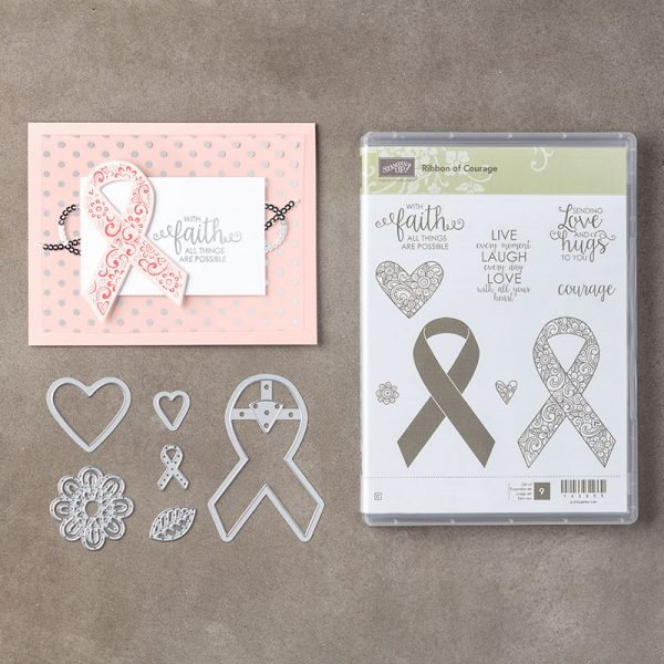 Ribbon of Courage Bundle, Stampin' Up!, 145342