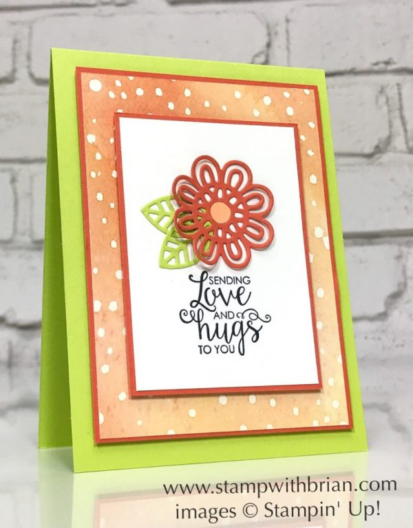 Ribbon of Courage, Support Ribbon Framelits, Stampin' Up!, Brian King
