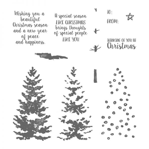 Season Like Christmas, Stampin' Up!, 144860