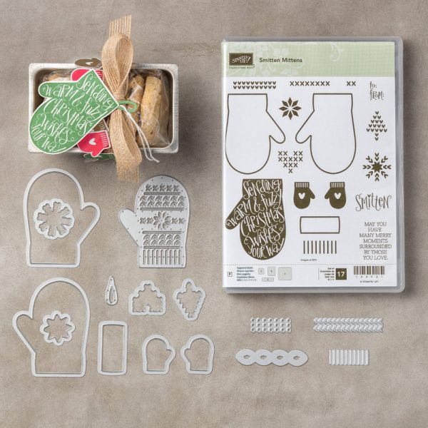 Smitten Mittens Bundle, Stampin' Up!, 146070