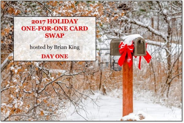2017 Holiday One-for-One Swap