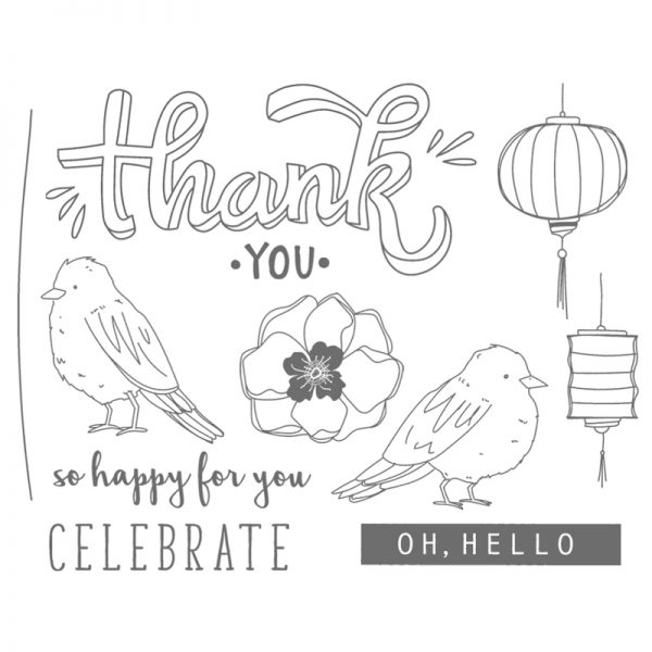 Color Me Happy, Stampin' Up!, 144069