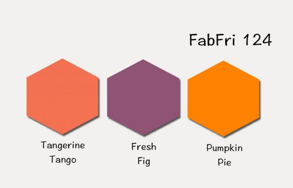 Stampin' Up! Color Inspiration: Tangerine Tango, Fresh Fig, Pumpkin Pie
