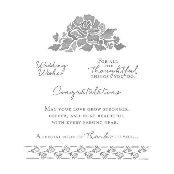 Floral Phrases, Stampin' Up! 141767
