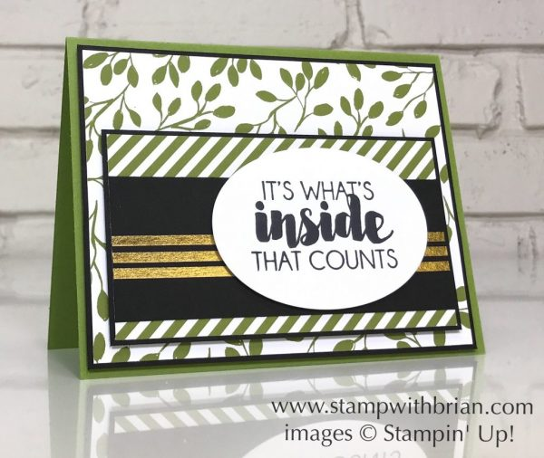 Tags & Trimmings, Stampin' Up!, Brian King, GDP109