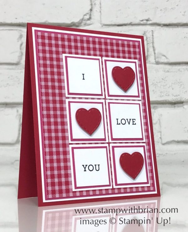 Bloomin' Love, Stampin' Up!, Brian King, GDP114