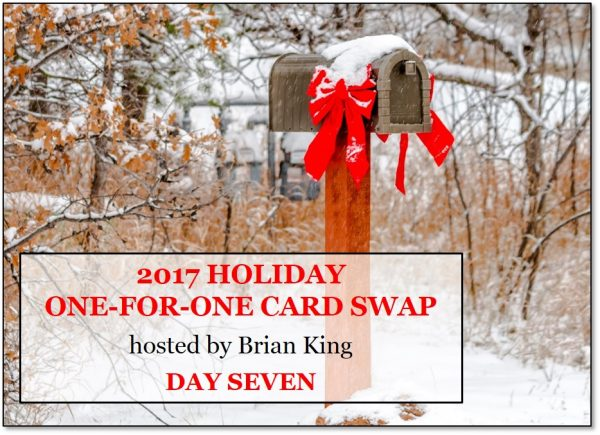 Holiday One-for-One Swap, Stampin' Up!