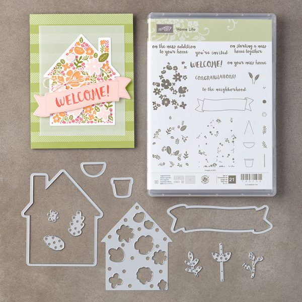 Home Life Bundle, Stampin' Up! 145311