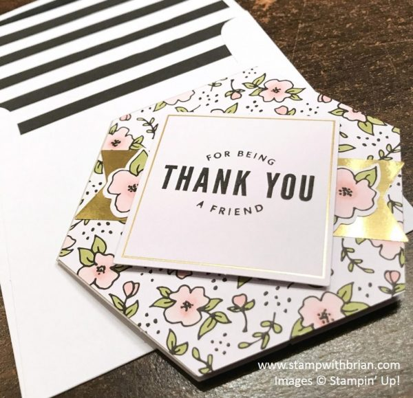 Lots of Happy Card Kit, Stampin' Up!, Brian King