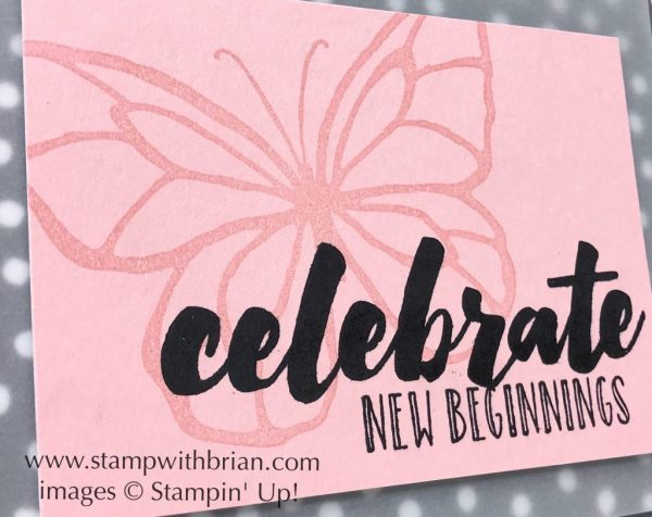 Beautiful Day, Happy Celebrations, Stampin' Up!, Brian King, GDP123