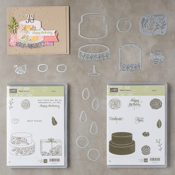 Cake Soirée Bundle, Stampin' Up! 147627